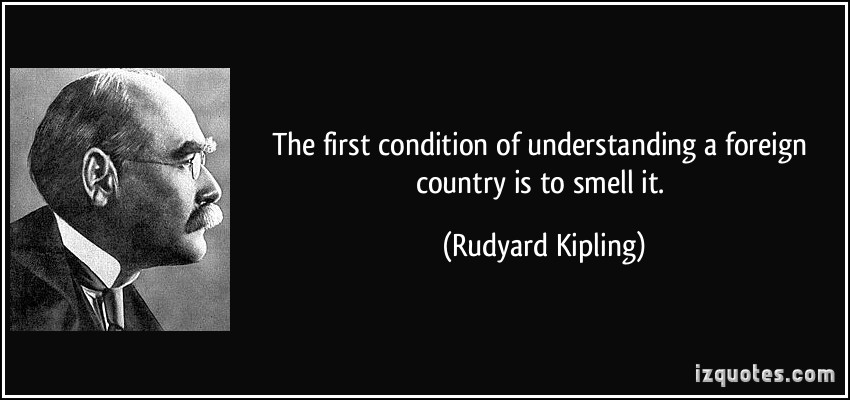 an insight into rudyard kiplings views on patriotism and racism Academiaedu is a platform for academics to share research papers.