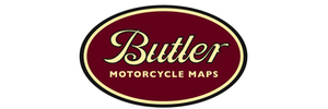 butler, motorcycle, maps, sponsorship