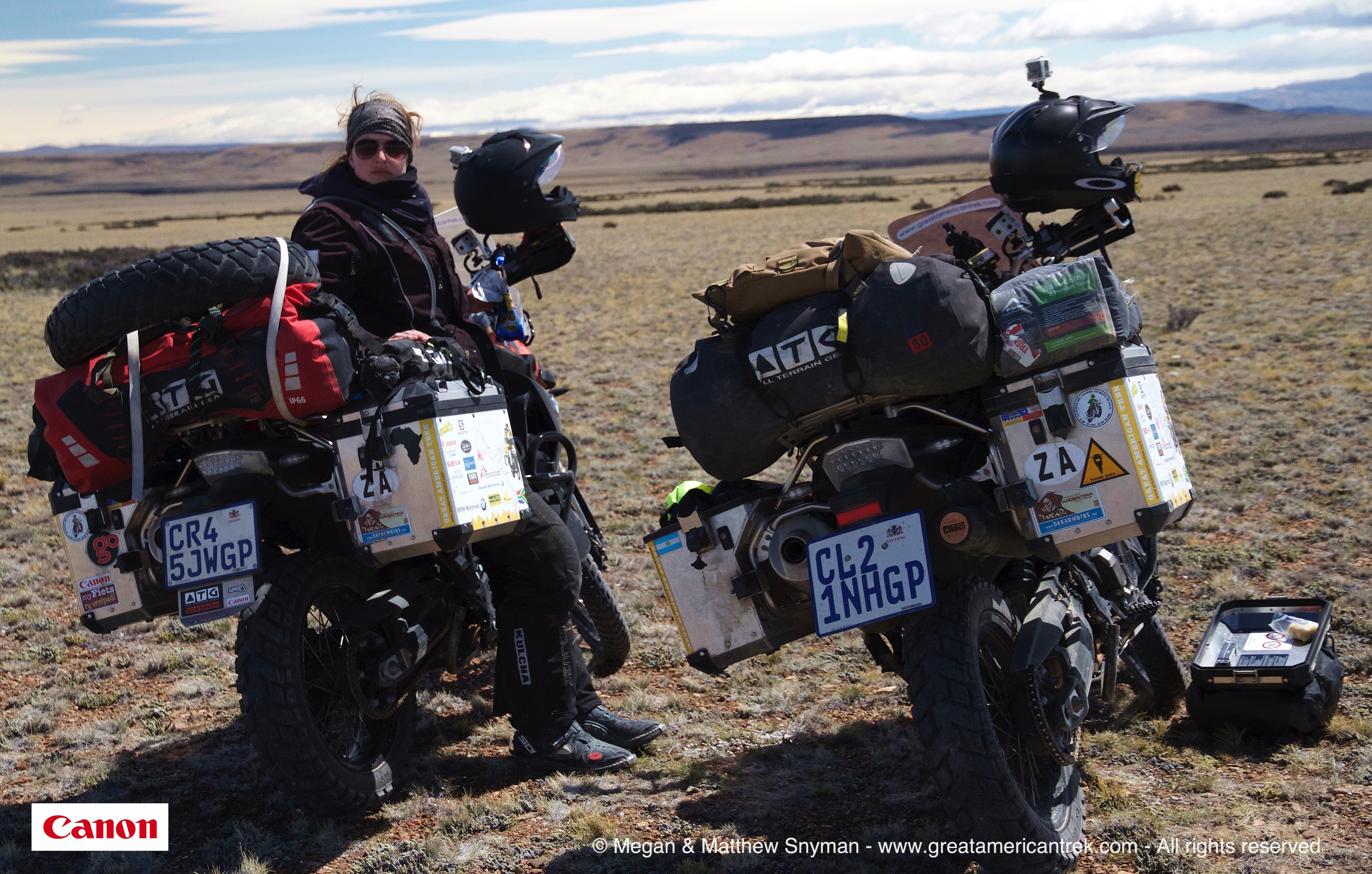 How Do Girls Pack For Adventure Motorcycle Travel Great