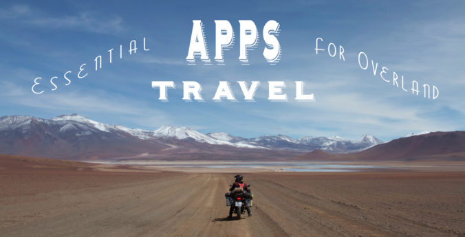 Essential apps for overland travel great american trek essential apps for overland travel publicscrutiny Images